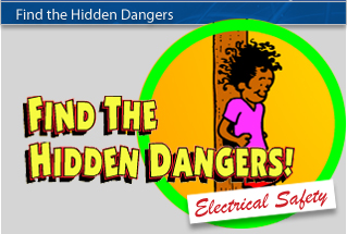 Find the Hidden Dangers Game