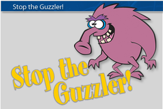 Stop the Guzzler Game